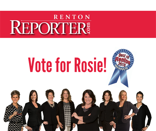 Vote for Rosie