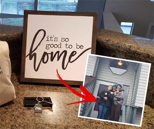 Happy Home Buyers!