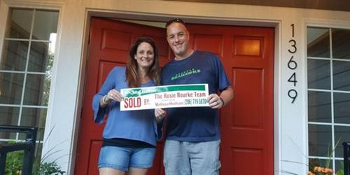 Happy Renton Homeowner!