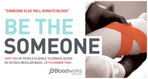 Be the Someone and Donate Today!