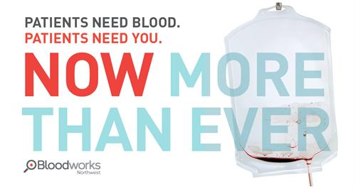 It Takes 1000 Donors Each Day to Provide Safe & Reliable Blood To Patients In Our Community.