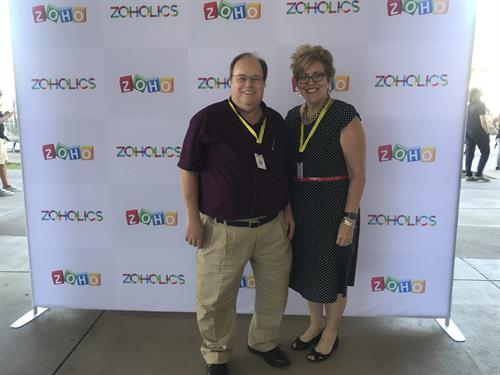 Attending Zoholics Conference in Austin, Texas