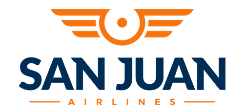 BOUGHT:  San Juan Airlines new owner, Jason & Charlene. www.sanjuanairlines.com