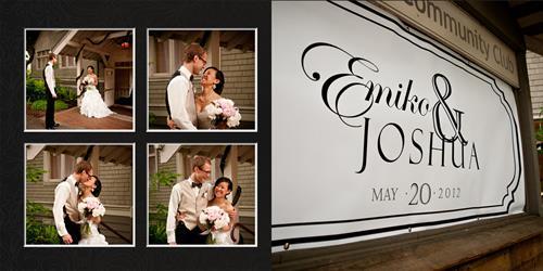 Wedding Photography & Album Design
