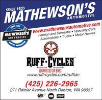 Mathewson's Automotive And Tire