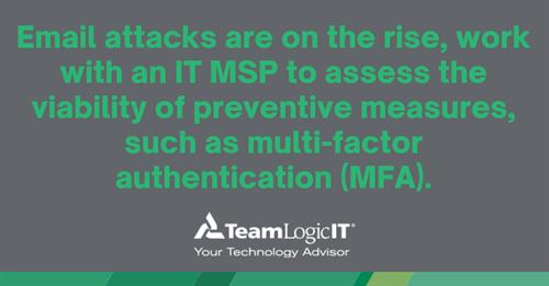 Use Multi-factor Authentication!