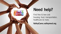 Valley Cares: Free & Low-Income Resources