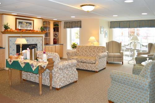 Shurmer Place Lounge