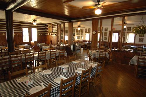 Our Historic Country Dance Hall