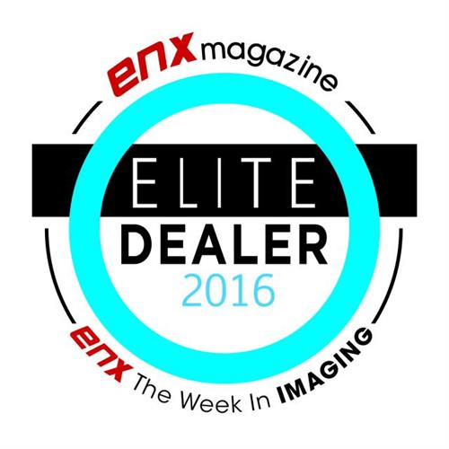 We're proud to be recognized as an Elite Dealer from ENX Magazine.