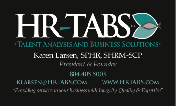HR-TABS Business Card