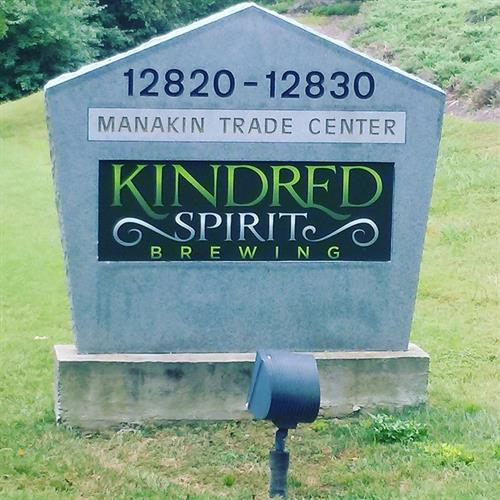Kindred Spirit Brewery Goochland, VA