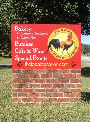 Blonde Butcher Baker, Goochland, VA