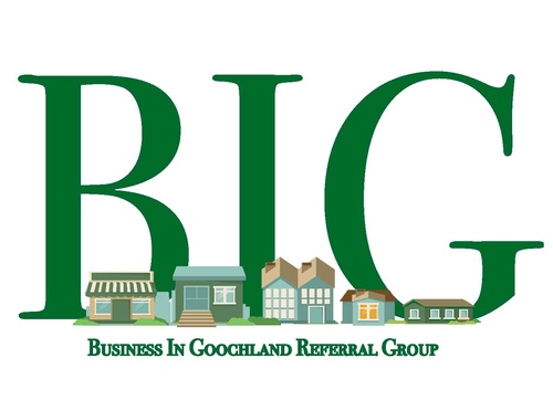 Logo Desing for BIG Networking ( Business in Goochland)
