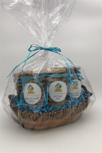3 or 6 Tube Gift Basket