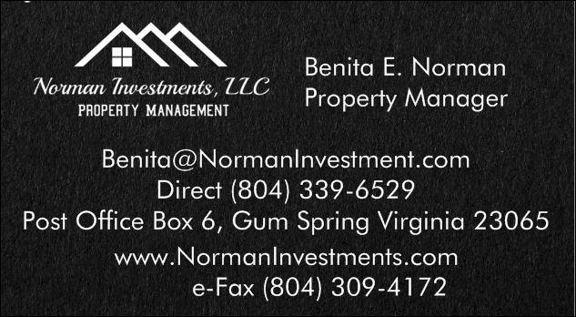Norman Investments, LLC