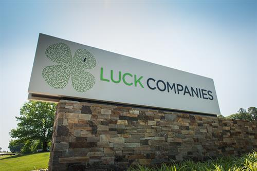 Luck Companies are headquartered in Goochland County