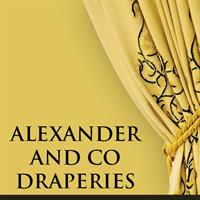 Alexander and Co Draperies