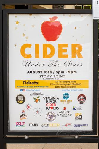 River City Festival - Cider Under the Stars