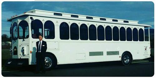 Limousine Trolly