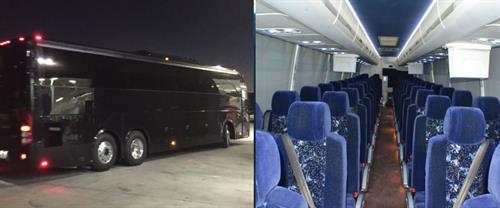 56 Passenger Coach