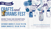 The Annual Crafts and Drams Fest - March 21 & 22