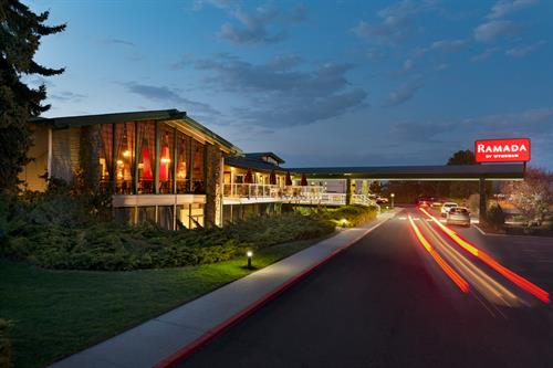 Ramada by Wyndham at Spokane Airport