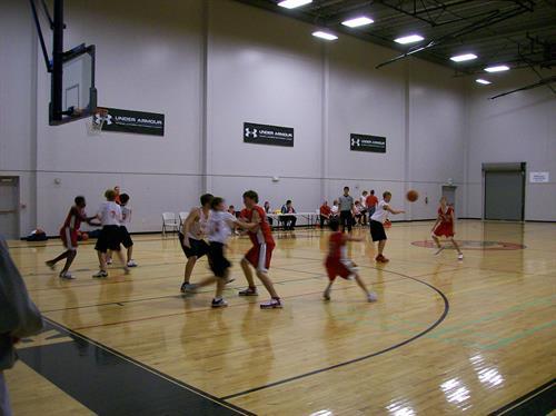 HUB Basketball