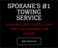 Spokane Towing Services