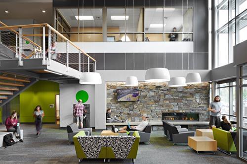Student Recreation & Wellness Center, North Idaho College