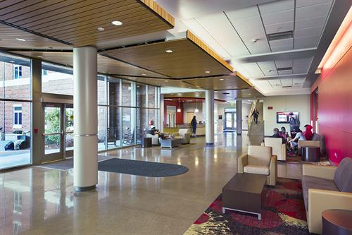 Snyamncut Residence Hall, Eastern Washington University