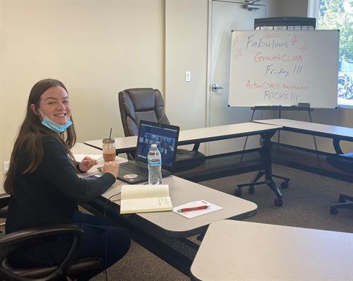 Maddie Peterson, Marketing & Community Relations Specialist