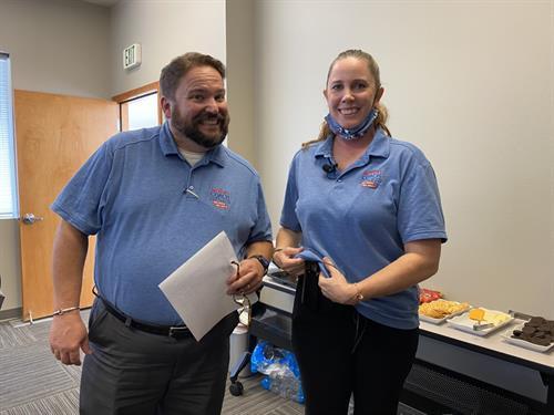 Jim Reincke & Kendra Wiiest, Business Coaches