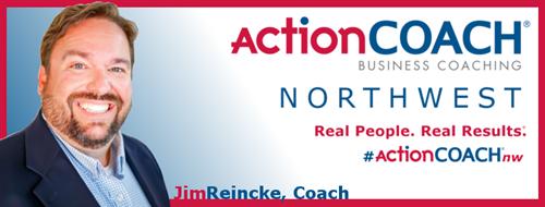Jim Reincke, Business Coach / Leader of BOOM