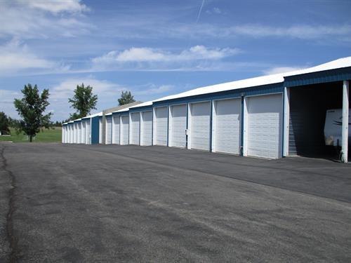 Class A RV Garages