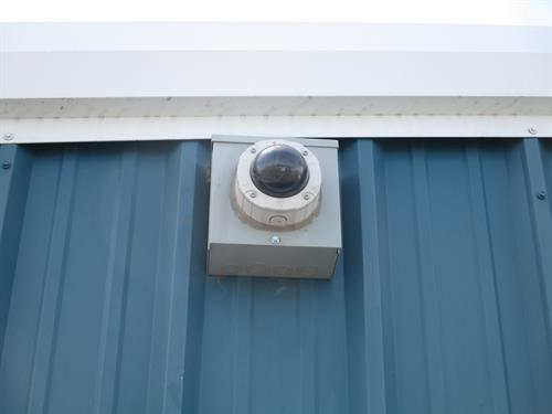 Top of the line security system!