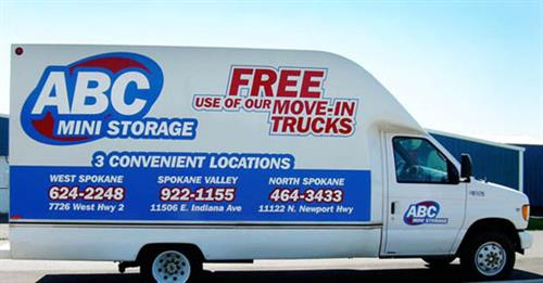 Free Move-in Truck!