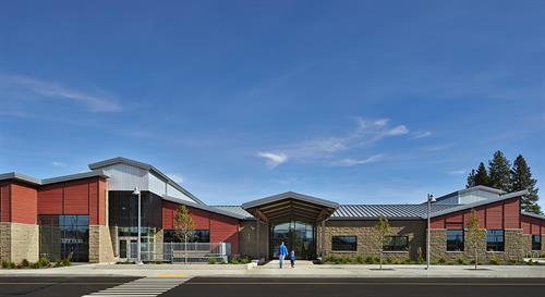 Snowdon Elementary School, Cheney Public Schools