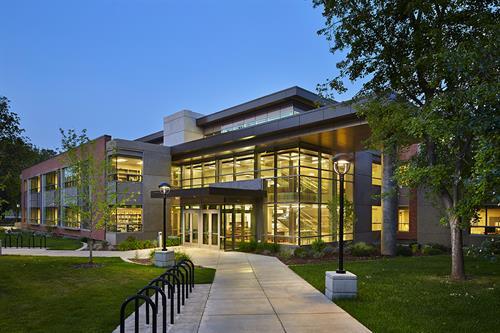 Patterson Hall, Eastern Washington University