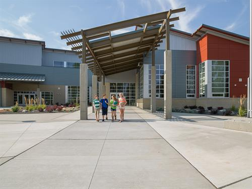 Westwood Middle School, Cheney Public Schools