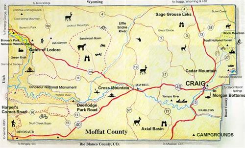 Free County Maps Available at MCTA