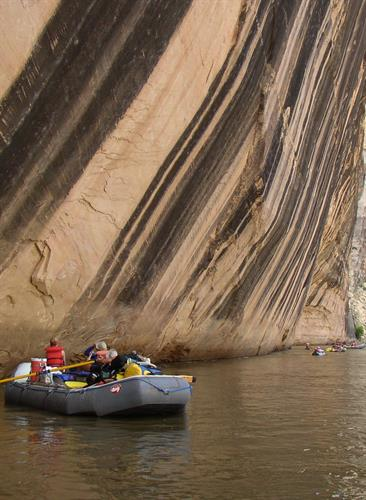 Rafting the Yampa River / Tiger Wall