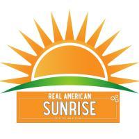 Real American Sunrise 8/24/18