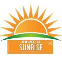 Real American Sunrise 7/27/18