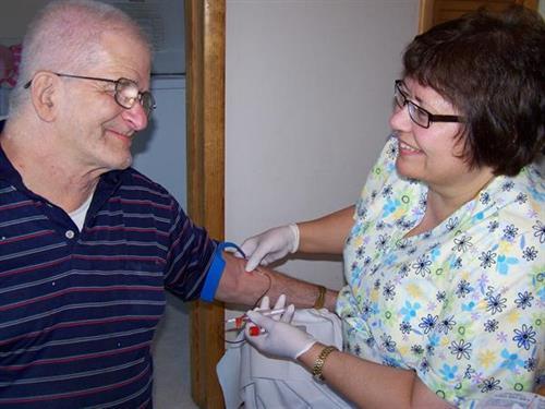 Skilled Home Health Care