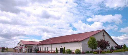 Sanctuary and Fellowship Hall