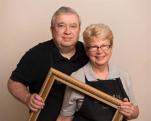 John and Karen Heltman, Owners/Designers.