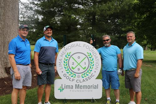 Lima Memorial Golf Outing 2019