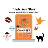 Chamber's Deck Your Door Contest