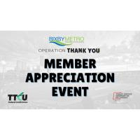 2021 Member Appreciation Event